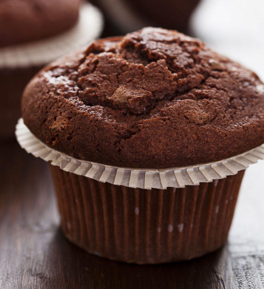 Muffins au chocolat - Vivacook