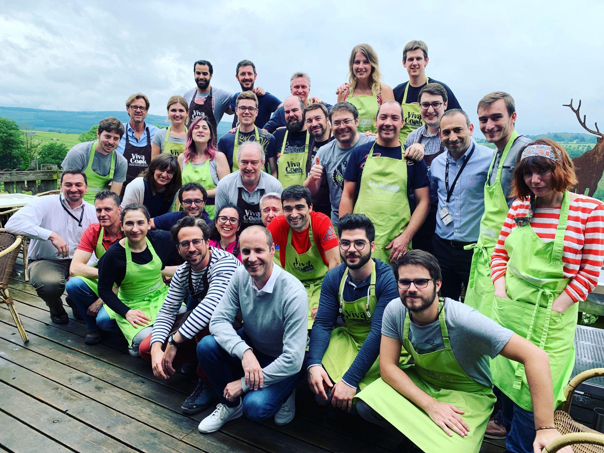 Cours De Cuisine En Anglais Neerlandais Ou En Italien Vivacook